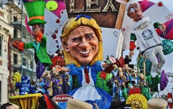 Carnevale 2014 a Viareggio