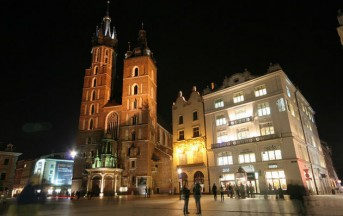 Weekend low cost a Cracovia