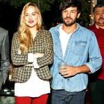 Dakota Jonson con il fidanzato Jordan Masterson