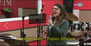 Deborah Iurato lezione canto