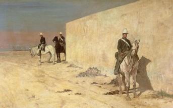 Giovanni Fattori, mostra di pittura a Milano