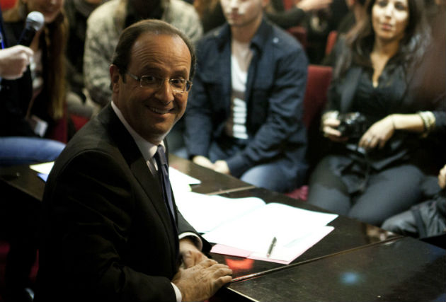 Hollande love story