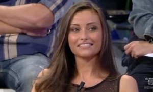 Irene Casartelli corteggiatrice a UeD2