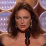 Jacqueline Bisset Golden Globe 2014