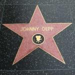 Johnny Depp Walk of Fame