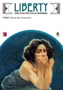 Liberty locandina mostra Forlì