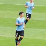 Luis Suarez e Gaston Ramirez