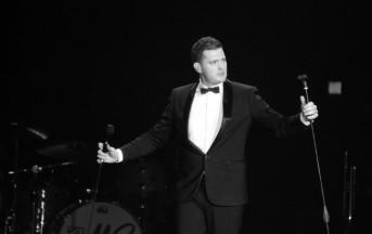 Michael Bublè a Milano: le foto del concerto