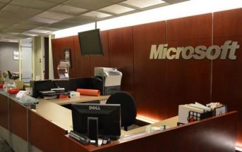 Microsoft, offerte di lavoro e formazione