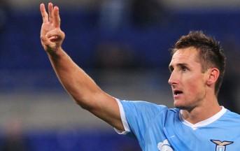Klose: in forse il suo futuro alla Lazio (Video)