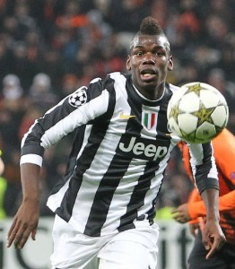 Paul Pogba Juventus(2)
