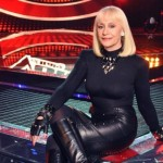 Raffaella Carrà coach a The Voice of Italy