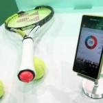 Smart Tennis Sensor Sony