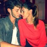Stefano De Martino e Belen Rodriguez innamorati