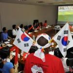 tifosi sud coreani