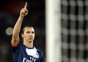 Zlatan Ibrahimovic trpl