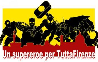 Concorso per giovani fumettisti: disegna il supereroe di Firenze