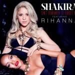 copertina nuovo singolo di Shakira e Rihanna
