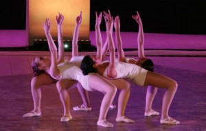 danza contemporanea Italian Showcase Edimburgo