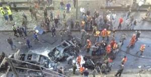 esplosione autobomba Beirut1