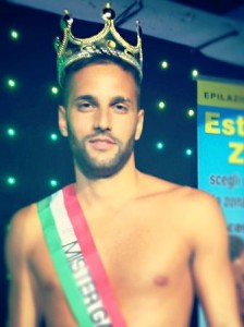mister gay italia giovanni licchello