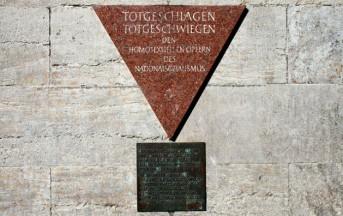 Rosa cenere, a Bologna una mostra ricorda l'omocausto