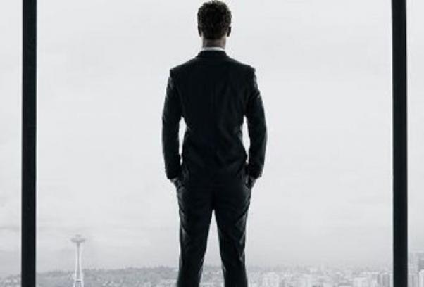1c7d3aad7 50 Sfumature di grigio anticipazioni, arriva il primo poster ufficiale con  Christian Grey - UrbanPost