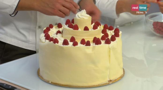 Corsi Di Cake Design Con Renato Ardovino : Torte in corso con Renato 2, la ricetta della torta ...