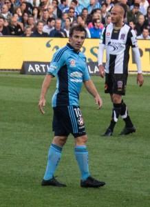 Alex Del Piero Sydney FC2