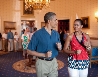 Barack Obama Instagram: Michelle Obama e il San Valentino (FOTO)