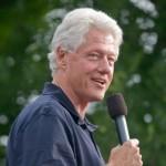 L'ex presidente USA Bill Clinton