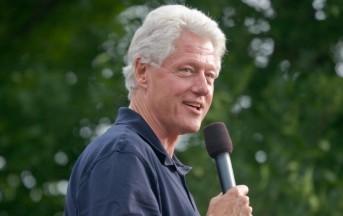 Bill Clinton e Liz Hurley, nuovo scandalo per l'ex Presidente degli USA
