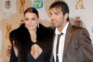 Buffon e Seredova