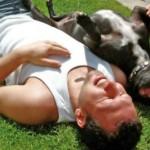 Cane e uomo affinità