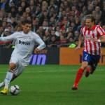Cristiano Ronaldo e Diego Forlán