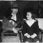 Eleanor Roosevelt e Shirley Temple