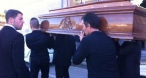 Funerali di grazia bruno
