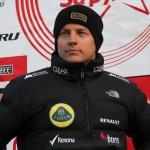 Kimi Räikkönen Mosca 2013