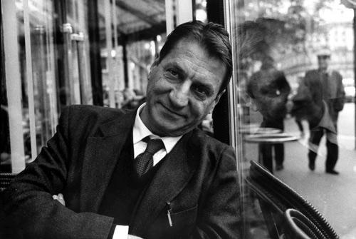 Lo scrittore Claudio Magris