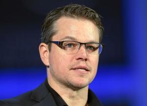 Crystal Awards Ceremony: Matt Damon