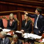 Matteo Renzi riforma costituzionale in stallo