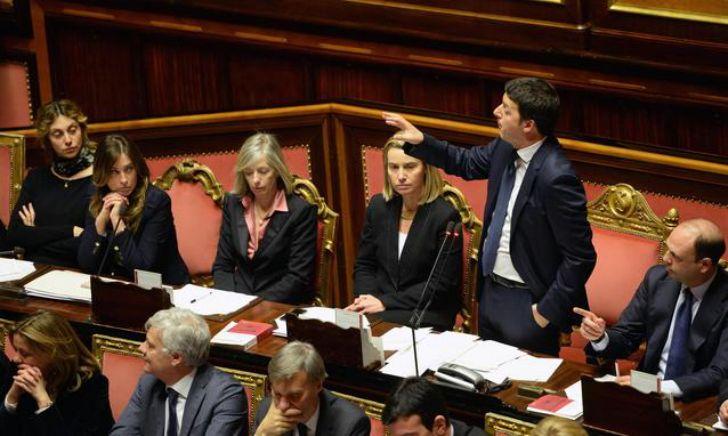 Governo renzi verso la fiducia della camera cosa avverr for Video camera dei deputati oggi