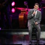Michael Bublé concerto Bologna 2014