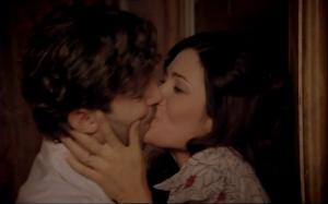 bacio carmen e giancarlo