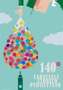 locandina Carnevale Persiceto