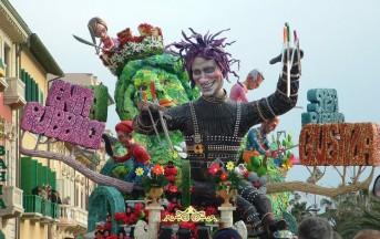 Carnevale Persicetano 2014, carri spettacolari in provincia di Bologna