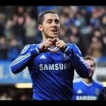 Hazard Chelsea-Tottenham highlights
