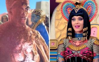 """Katy Perry accende gli islamici: blasfemia nel video di """"Dark Horse"""" (VIDEO)"""