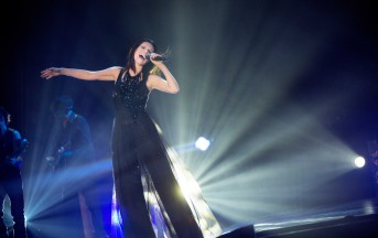 Laura Pausini, date concerti Taormina: quadruplicati gli appuntamenti al Teatro Antico
