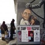 muro di Berlino mostra fotografica Bologna